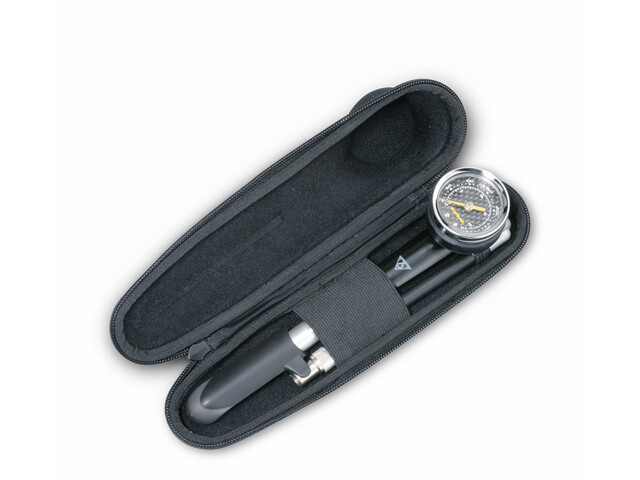 Topeak Pressure-Rite Shock Adapter Pump Topeak Pressure Rite Shock Adapter Sv