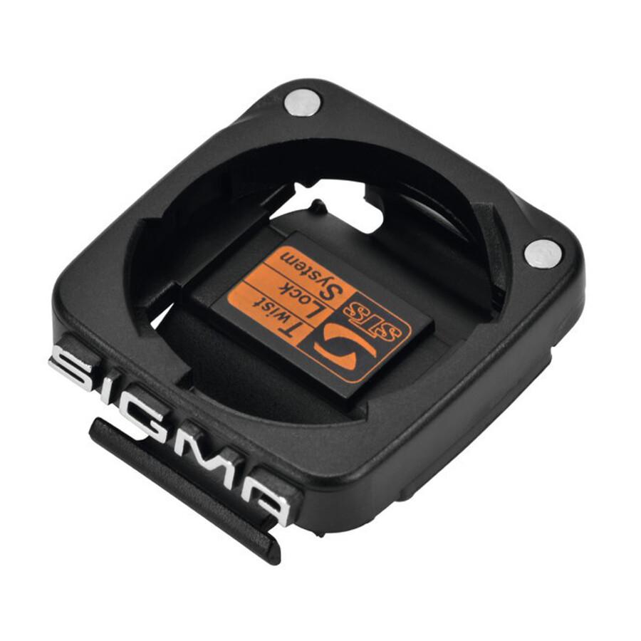 Sigma Teile Universalhalter mit Kabel BC509//1009//1609 schwarz Fahrrad