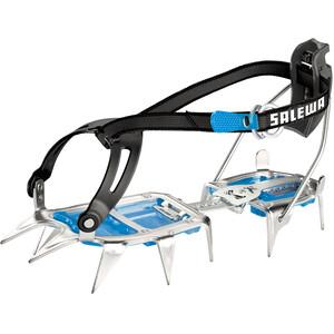 SALEWA Alpinist Combi Steigeisen grau/blau grau/blau