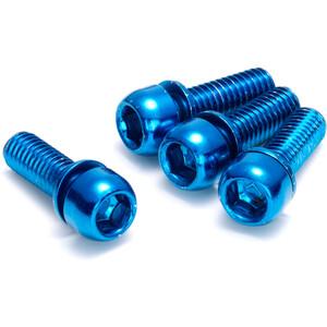 Reverse Scheibenbremsen-Schrauben Set blau blau