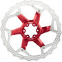 Reverse Brake Disc 6-Loch rot