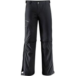 VAUDE Farley II Stretch, T-Zip Herren black black