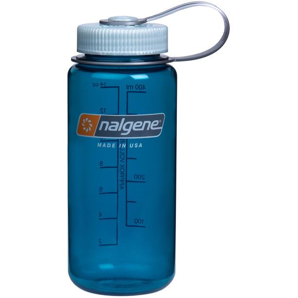 Nalgene Everyday Weithals Trinkflasche 500ml türkis