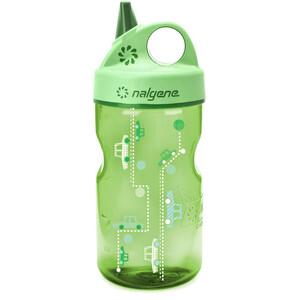 Nalgene Everyday Grip-n-Gulp Flasche 350ml Kinder grün grün