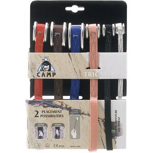 Camp Tricam Set Klemmkeile 6 Stück