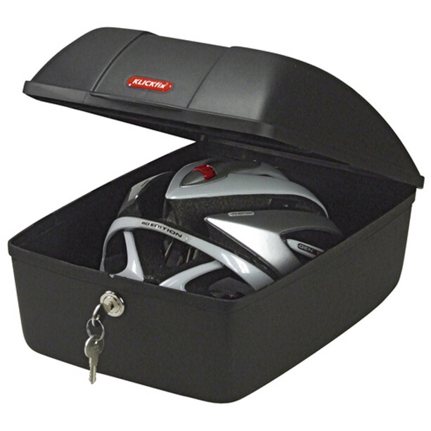 KlickFix Bike Box 12l für GTA schwarz