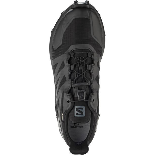 Salomon Supercross GTX Schuhe Herren black black black