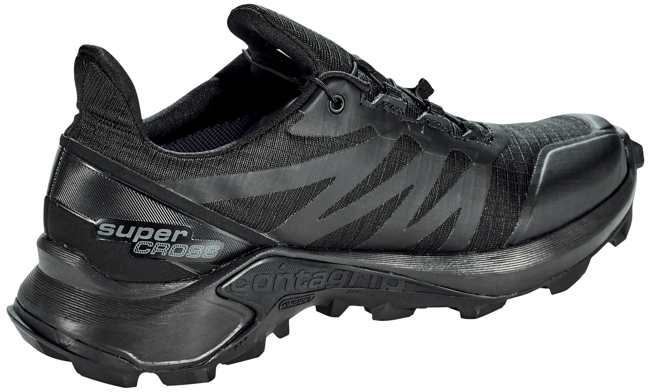 Salomon Supercross GTX Schuhe Damen black black black