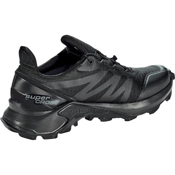 Salomon Supercross GTX Schuhe Damen black black black