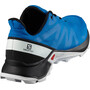 Salomon Supercross Schuhe Herren indigo bunting black white