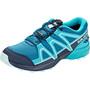 Salomon Speedcross CSWP Shoes Barn lyons blue/bluebird/navy blazer