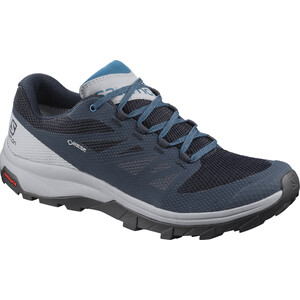 Salomon OUTline GTX Chaussures Homme, navy blazer/quarry/lyons blue navy blazer/quarry/lyons blue
