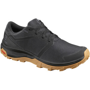 Salomon Outbound GTX Schuhe Damen black/black/gum1a black/black/gum1a