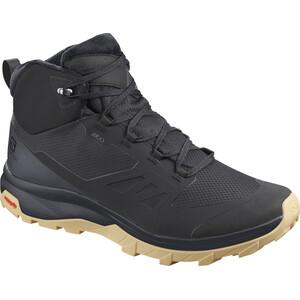 Salomon Outsnap CSWP Schuhe Herren black/ebony/gum1a black/ebony/gum1a