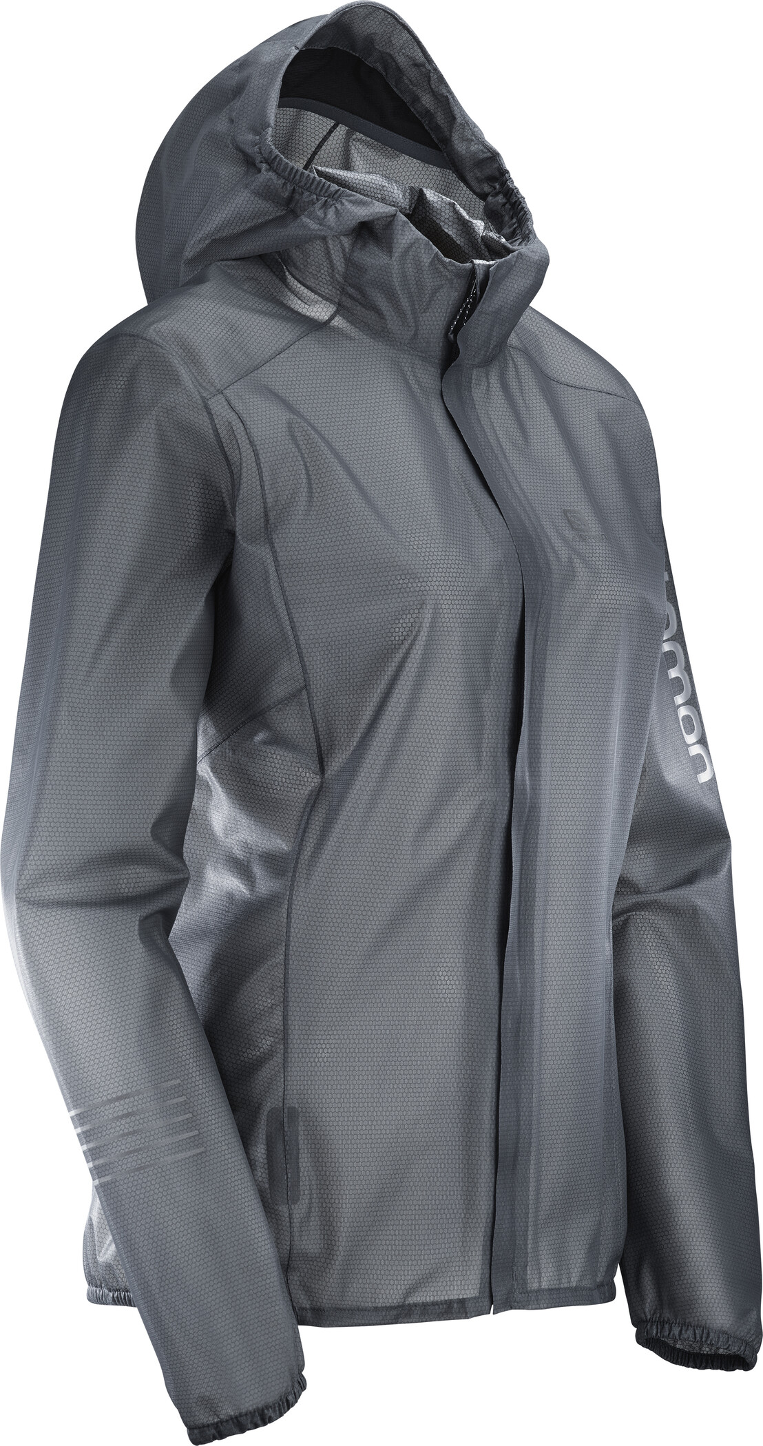 Salomon Lightning Race WP Jacket Dam ebony