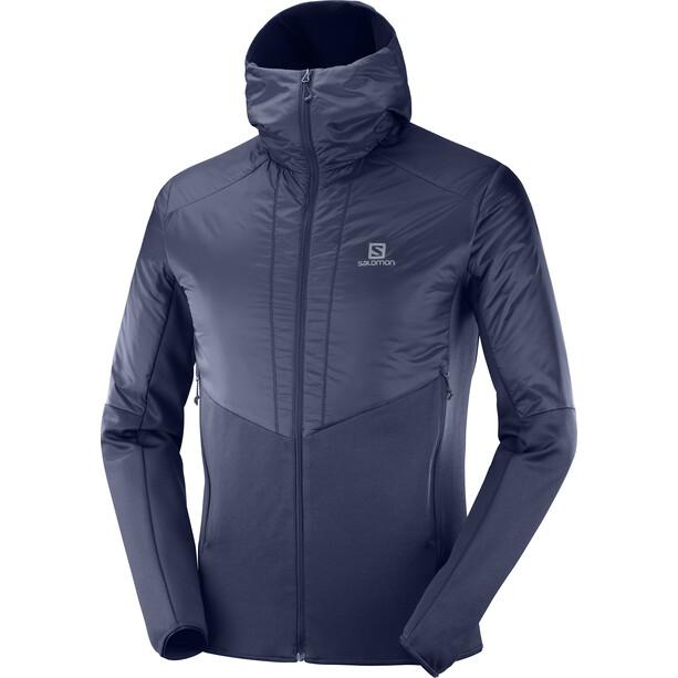 Salomon Outline Warm Jacket Herr Night Sky