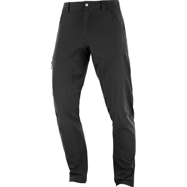 Salomon Wayfarer Tapered Pants Herr black