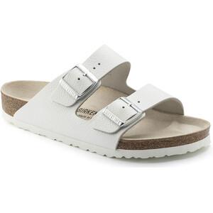 Birkenstock Arizona Sandals Birko-Flor/Patent White White