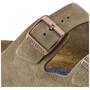 Birkenstock Arizona SFB Sandals Suede Leather Regular Taupe