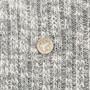 Birkenstock Cotton Slub Socks Herr Gray White