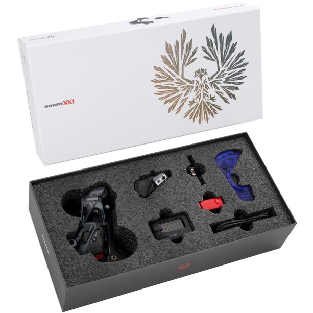 SRAM XX1 Eagle AXS Upgrade Kit black