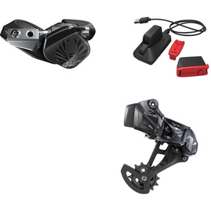 SRAM XX1 Eagle AXS Upgrade Kit schwarz schwarz