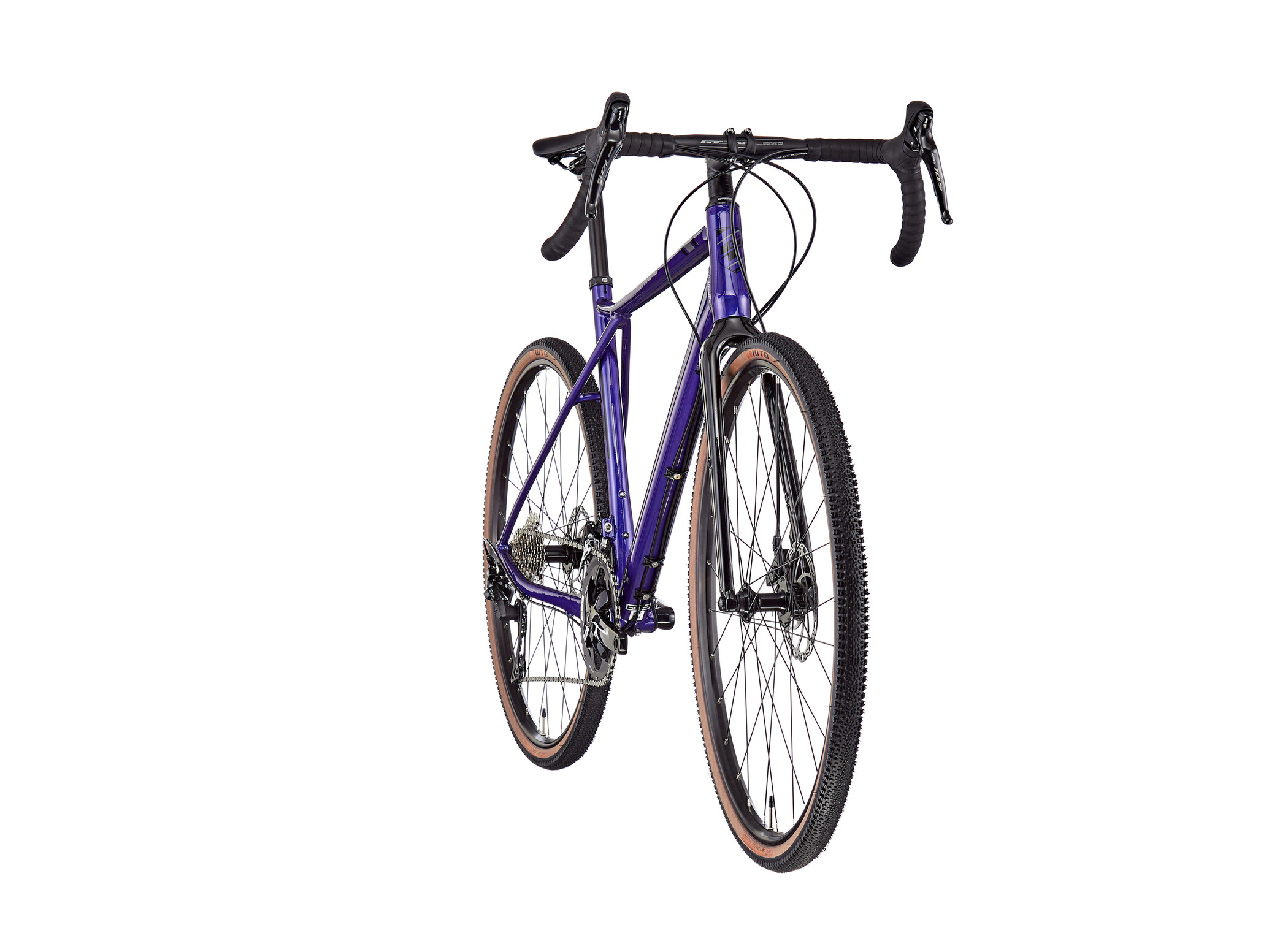 GT Bicycles Grade Expert Herren gloss purpleblackgunmetal