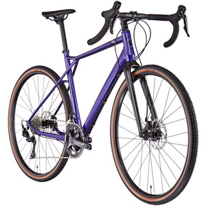 GT Bicycles Grade Expert Herren gloss purple/black/gunmetal gloss purple/black/gunmetal