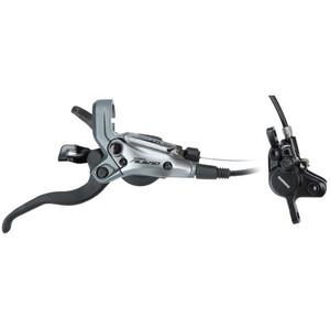 Shimano Alivio M4050/MT400 Scheibenbremse Hinterrad black black