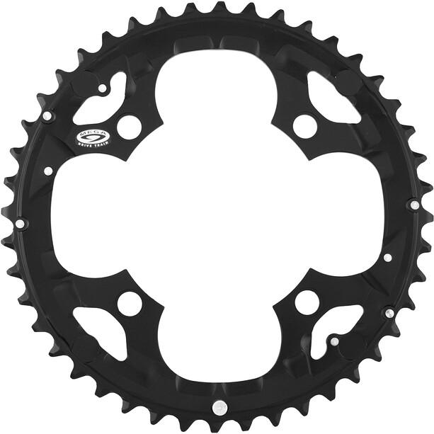 Shimano Deore FC-M533 Plateau 9 vitesses, noir