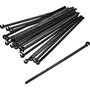 Shimano Di2 EW-SD50-I Kabelbinder 20 Stück black