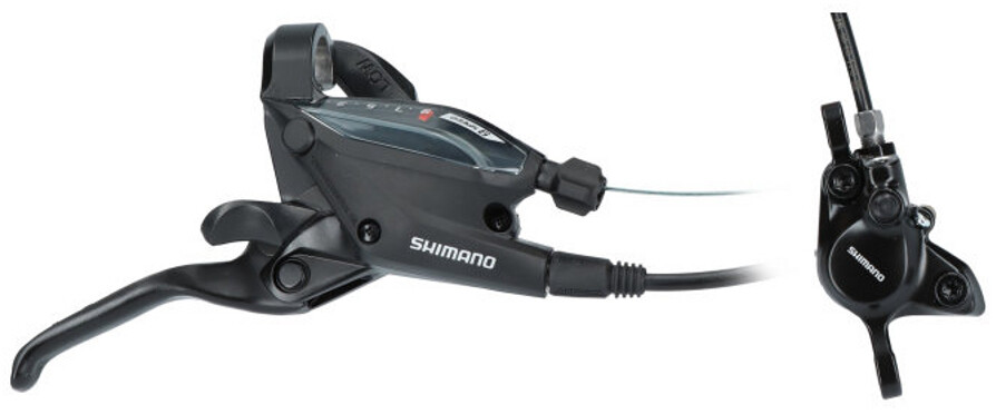 BR-MT200//BL-MT200 Scheibenbremse Shimano Hinterrad ohne Bremsbeläge Disc Brake R