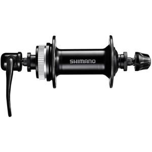 Shimano HB-TX505 Vorderradnabe Disc Schnellspanner black black