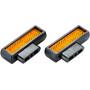 Shimano SM-PD63 Reflector Set orange
