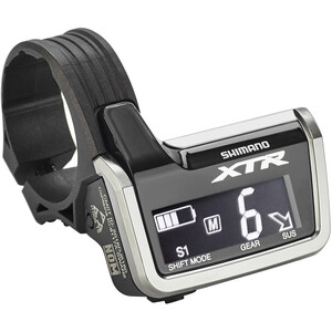 Shimano XTR Di2 SC-M9051 Info Display black black
