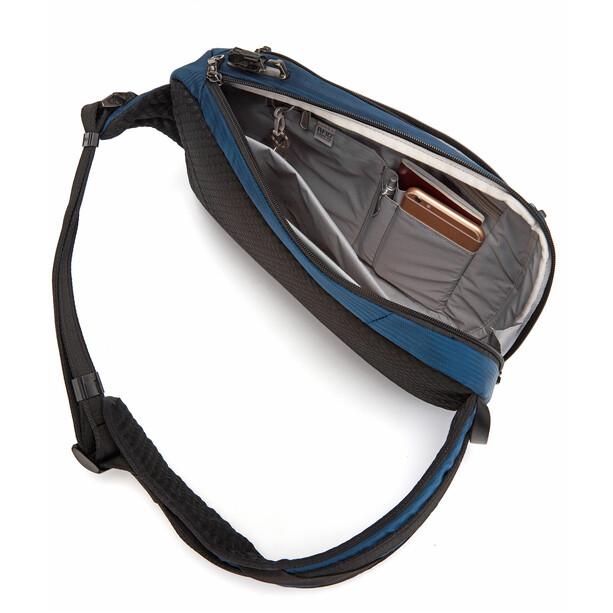 Pacsafe Vibe 325 ECONYL Umhängetasche blau