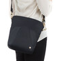 Pacsafe Citysafe CX Wandelbare Crossbody-Tasche schwarz