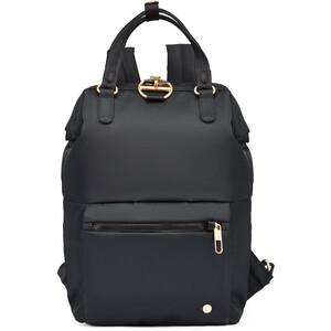 Pacsafe Citysafe CX Mini Rucksack 11l black black