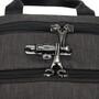 Pacsafe Metrosafe X Vertikale Crossbody-Tasche grau/schwarz