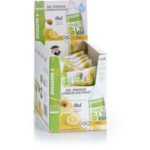 OVERSTIM.s Energix Organic Honey Nestegeeli Pakkaus 30 x 25g