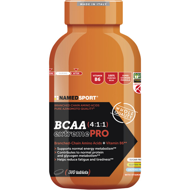 NAMEDSPORT BCAA Pro 4:1:1 extremePRO 310 Tabletten
