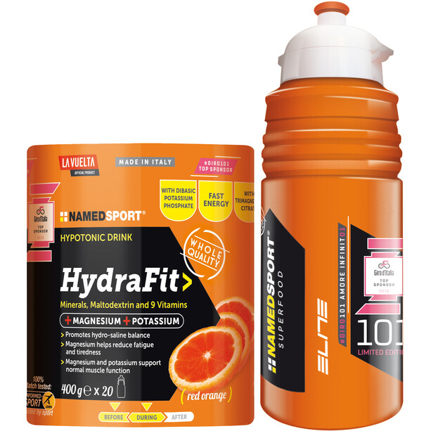 NAMEDSPORT HydraFit Iso Drink 400g