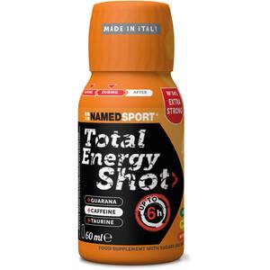 NAMEDSPORT Total Energy Shot Box 25 x 60ml Orange