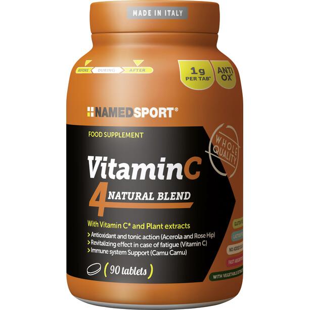 NAMEDSPORT Vitamin C4 90 Tabletten Neutral