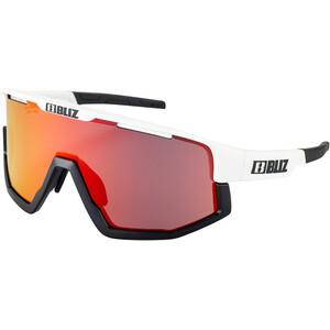 Bliz Fusion M12 Glasses vit/röd vit/röd