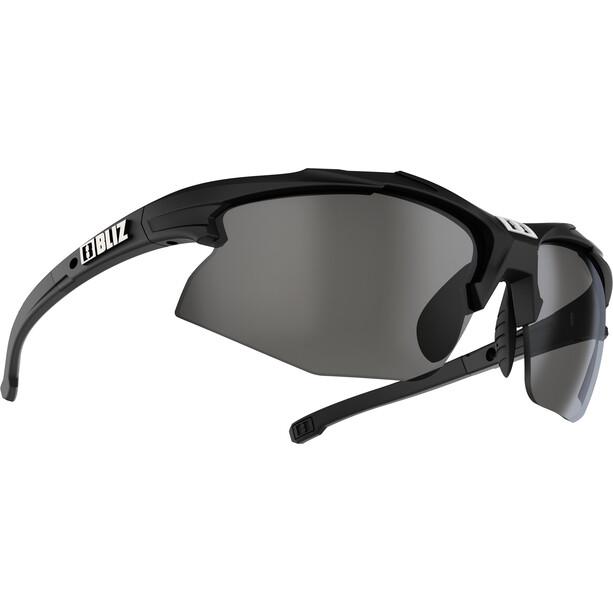 Bliz Hybrid M11 Brille für schmale Gesichter matt black/smoke