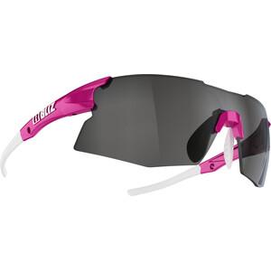 Bliz Tempo M12 Brille für schmale Gesichter pink/grau pink/grau