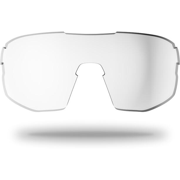 Bliz Tempo Ersatzglas für schmale Brillen clear