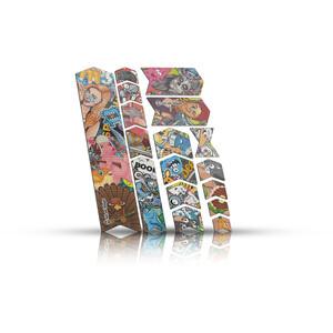 Riesel Design frame:TAPE 3000, Multicolor Multicolor