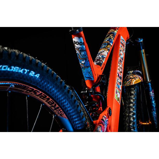Riesel Design frame:TAPE 3000, farverig